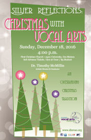 Silver Reflections: Christmas With Vocal Arts