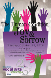 DMVAE - The Human Condition: Joy and Sorrow